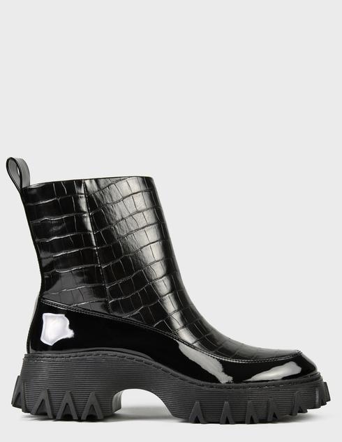 женские черные Ботинки Kat Maconie EMILE - фото-6