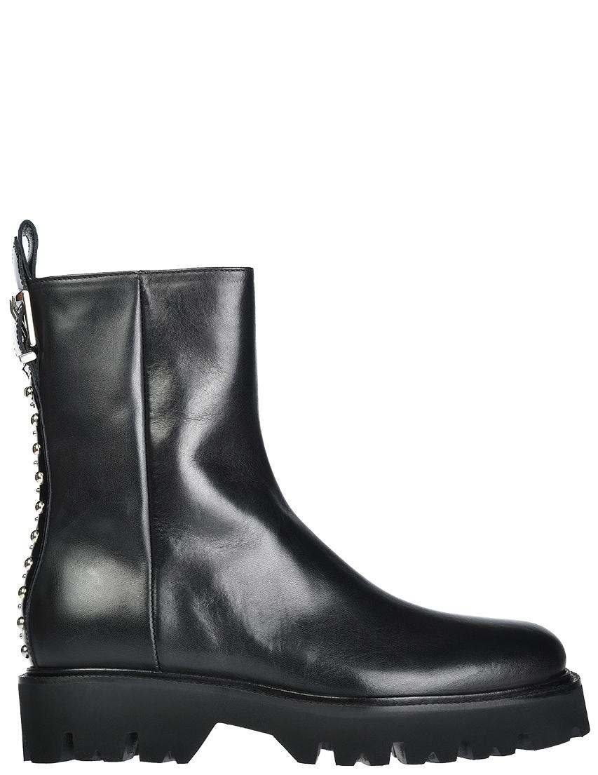 Женские ботинки 4US Cesare Paciotti D13BDC_black