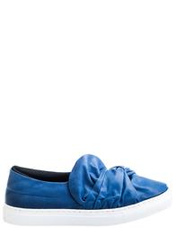 Женские слипоны GIACKO SPORT 2726_blue