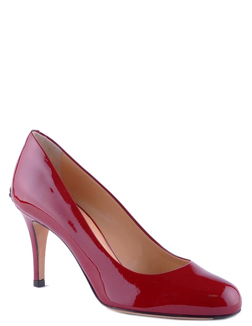 Купить Туфли, BALLIN, Бордовый, Осень-Зима