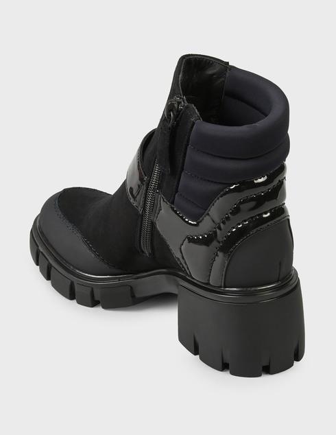 женские черные Ботинки Loriblu AGR-1IGAN178GG - фото-2