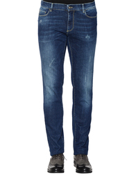 Мужские джинсы TRUSSARDI JEANS 52J000011T000090U255_blue