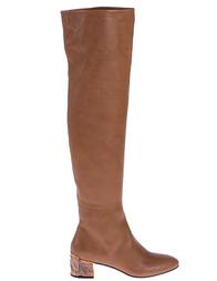 Женские сапоги GIANMARCO LORENZI M0697_brown