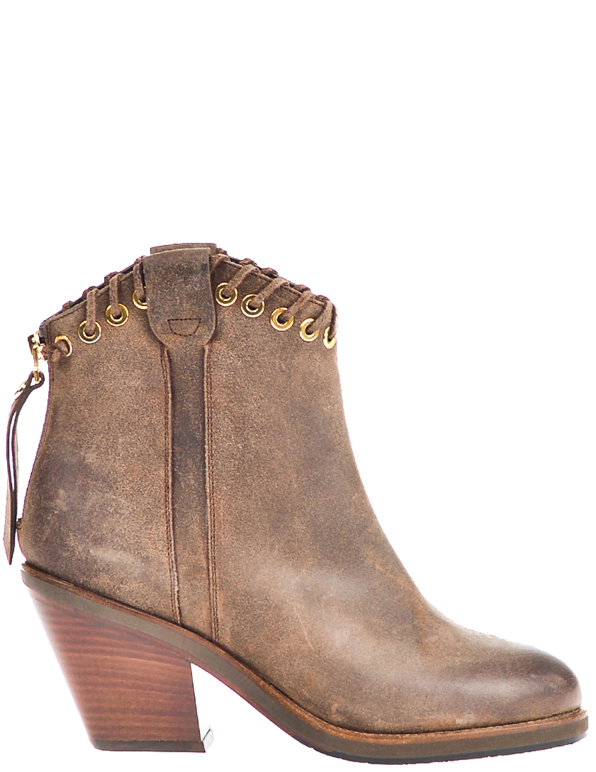 Женские ботинки Pakerson 24735_brown