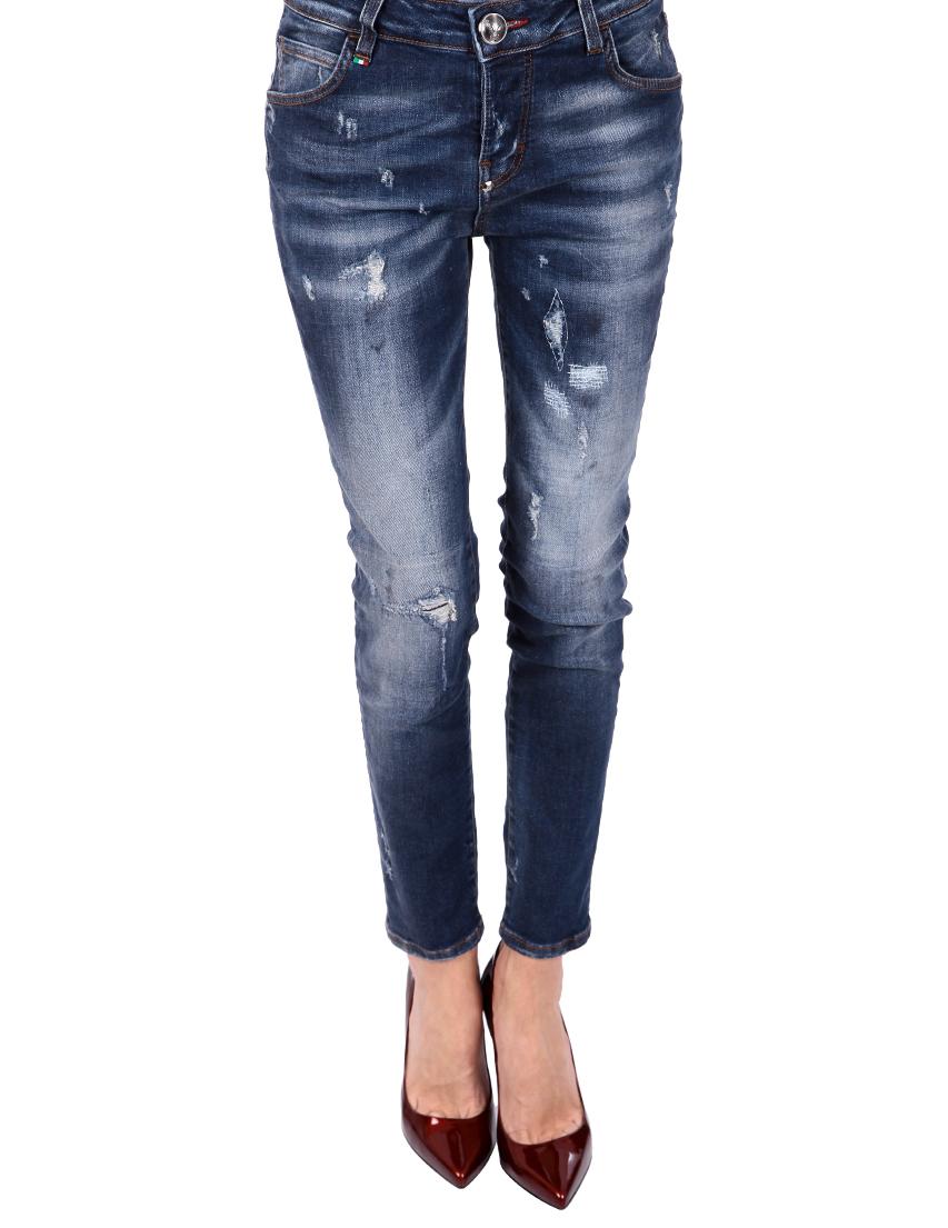 Женские джинсы PHILIPP PLEIN 150595_blue