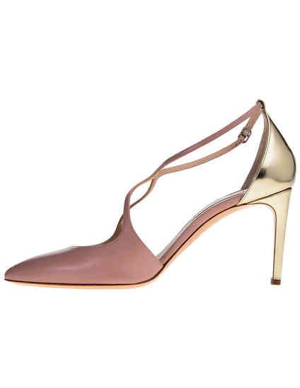 розовые женские Босоножки Casadei N060_pink 10910 грн