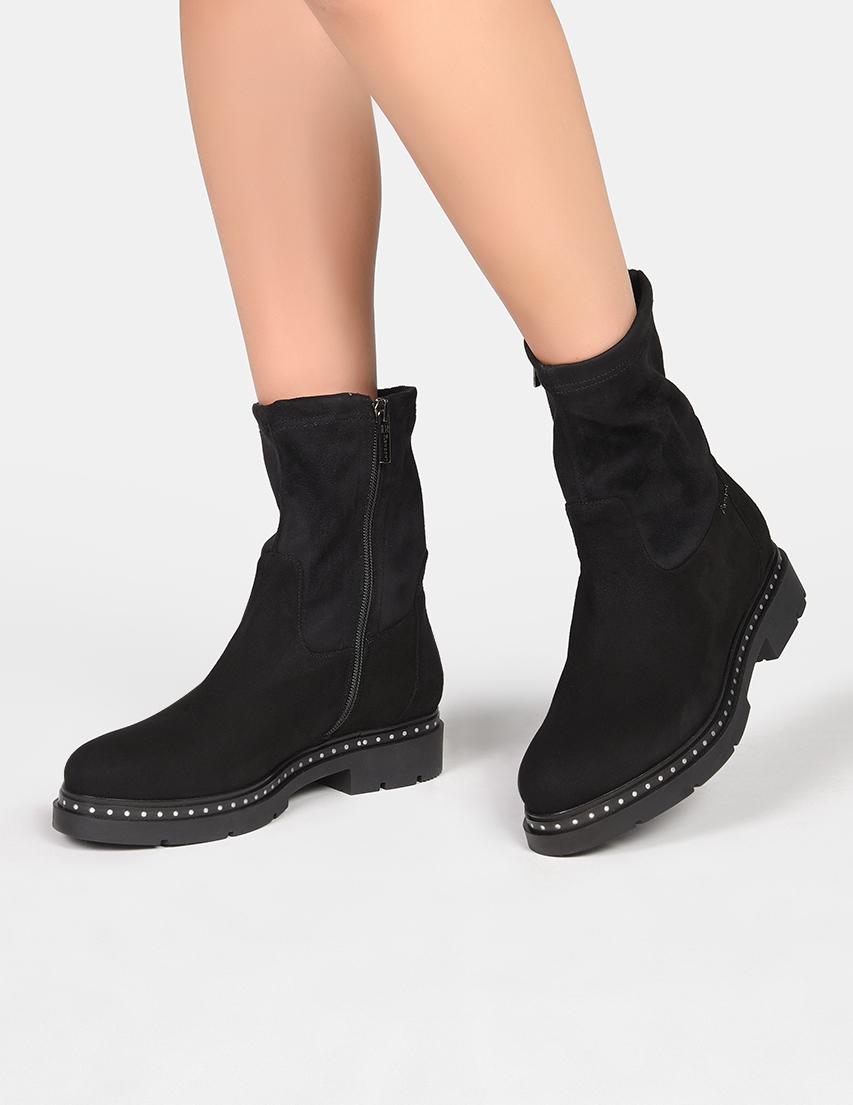 Женские ботинки Ilasio Renzoni 4130-black