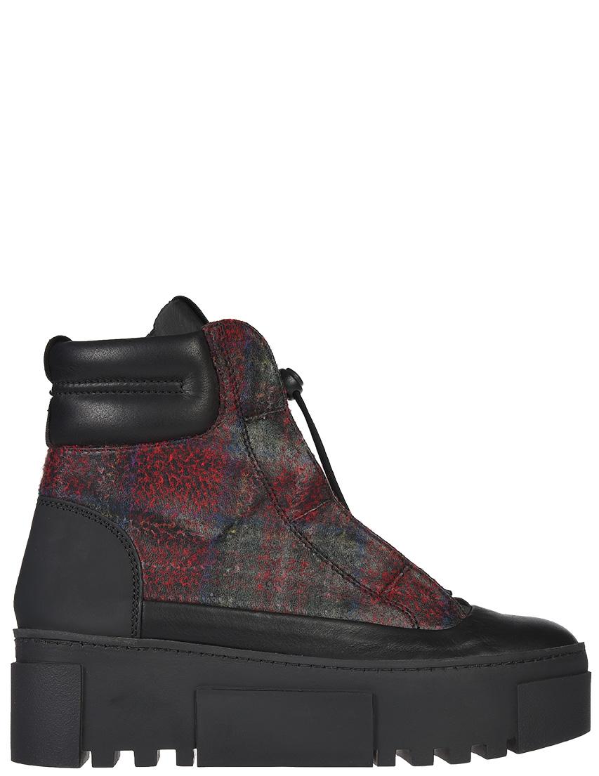 Купить Ботинки, VIC MATIE, Многоцветный, Черный, Осень-Зима