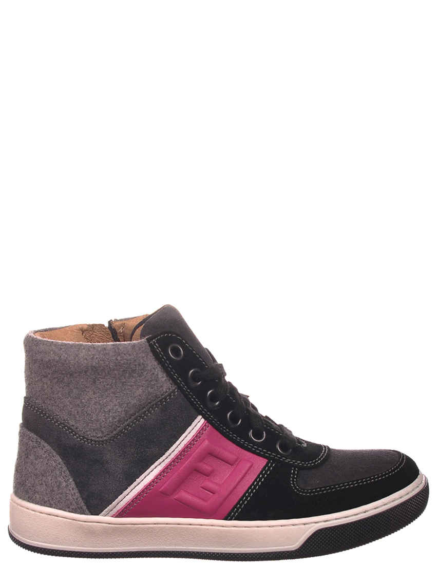 Детские кроссовки для девочек FENDI 33058-multi