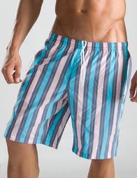 Мужские шорты пляжные GERONIMO 1033p4Pink