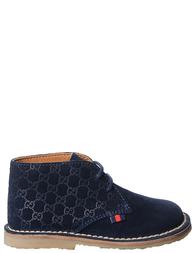 Детские ботинки для мальчиков GUCCI 271081CEN404009_blue