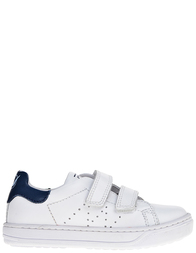 Детские кроссовки для мальчиков Naturino Lenny-bianco-navy_blue