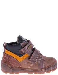 Детские ботинки для мальчиков NATURINO Bormio-topo-t.moro_brown