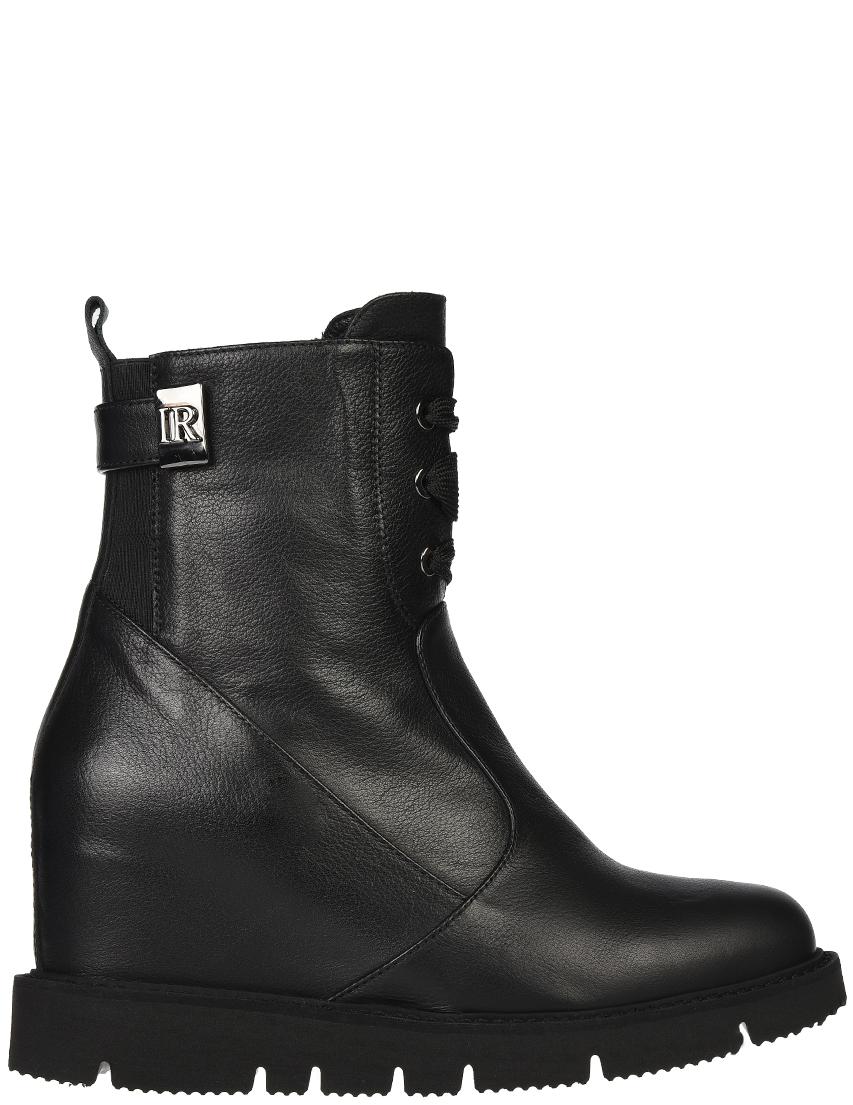 Женские ботинки Ilasio Renzoni 3095_black