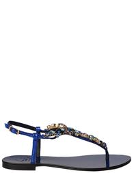 Женские сандалии EMANUELA CARUSO 280_blue