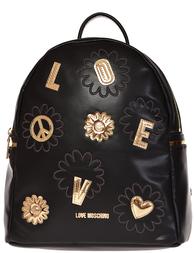 Женская сумка Love Moschino 4300_black