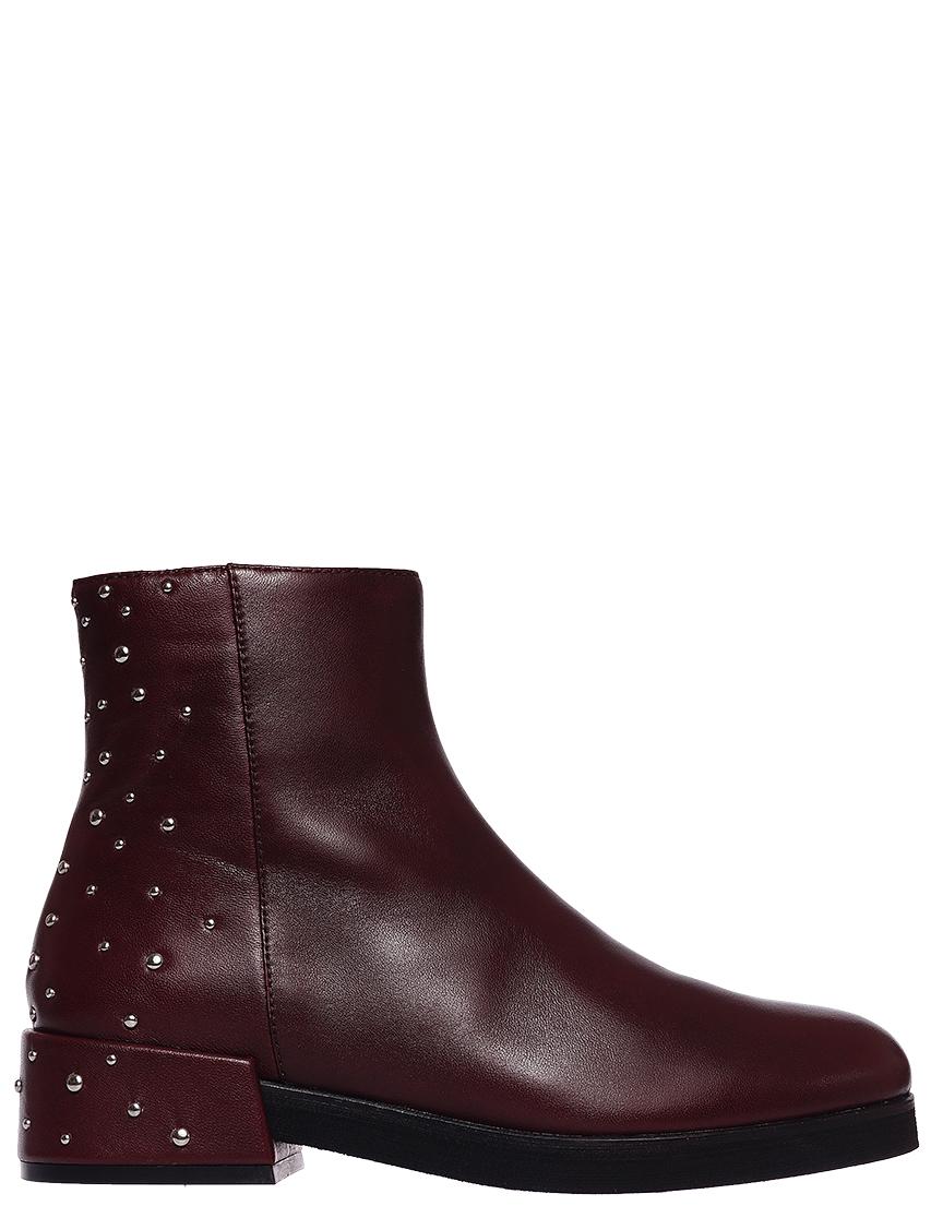Купить Ботинки, BRUNO PREMI, Бордовый, Осень-Зима