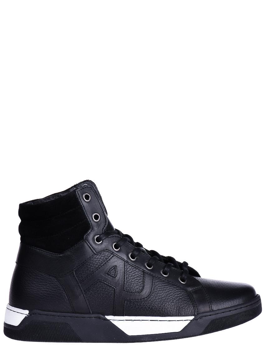 Мужские кроссовки Armani Jeans 935001_black