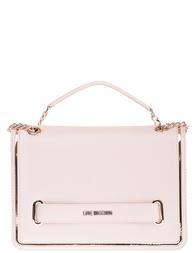 Женская сумка LOVE MOSCHINO 4244_beige