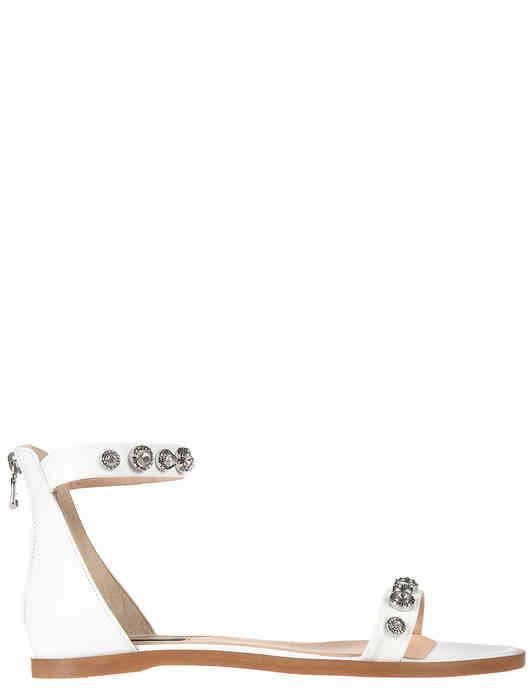 белые Босоножки Patrizia Pepe 2V8853/A5B1-W146