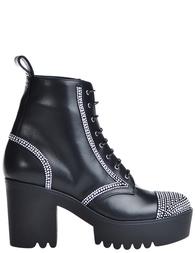 Женские ботинки SEBASTIAN AGR-7155-black