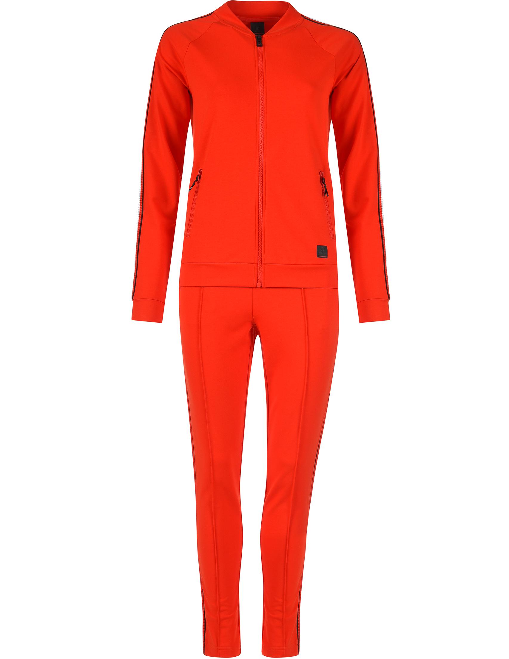 Купить Спортивный костюм, BOGNER, Красный, 70%Хлопок 24%Полиэстер 6%Эластан, Весна-Лето