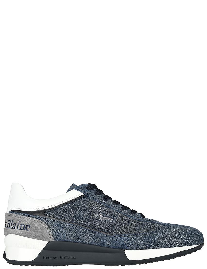 Мужские кроссовки HarmontBlaine HGE1060570_blue