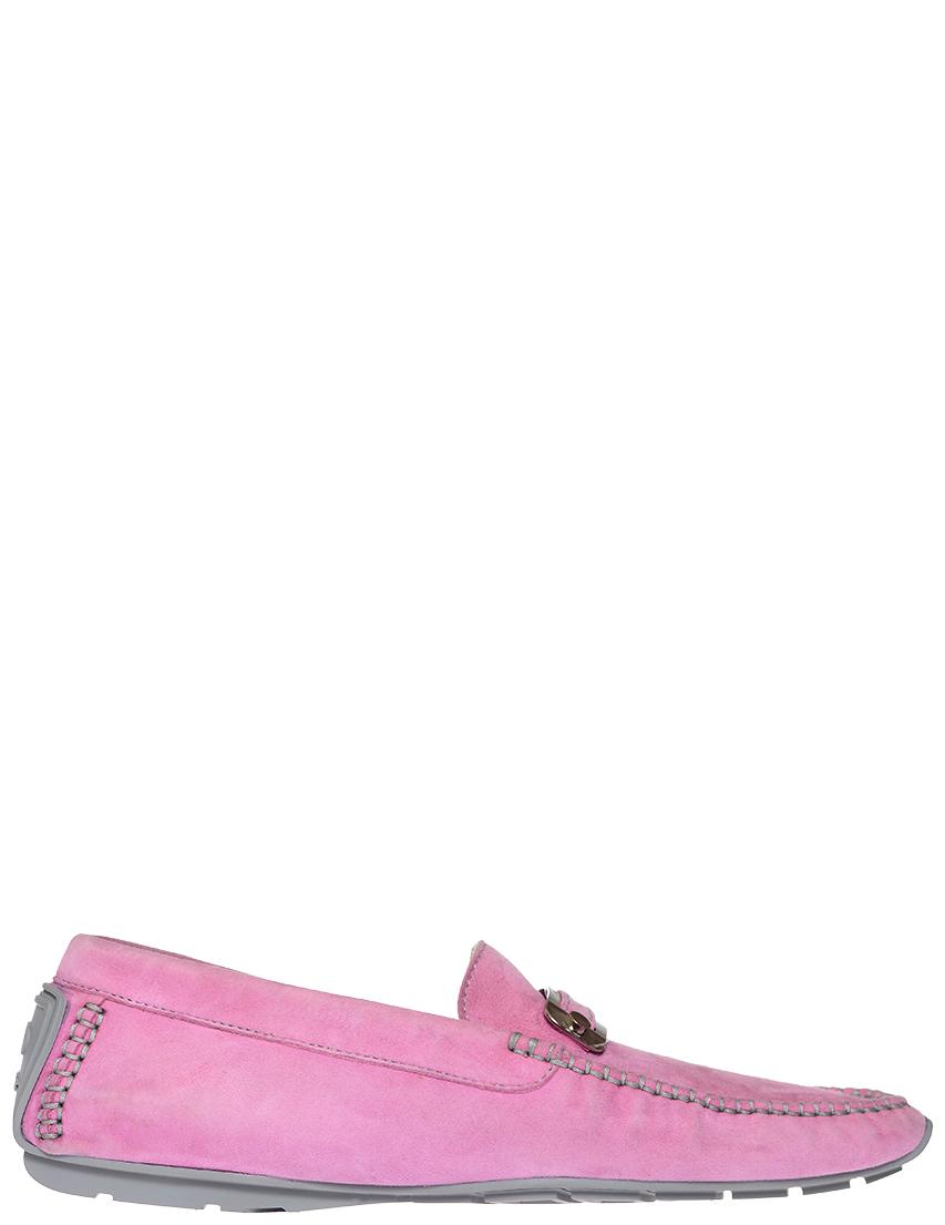 Купить Мокасины, ALDO BRUE, Розовый, Весна-Лето