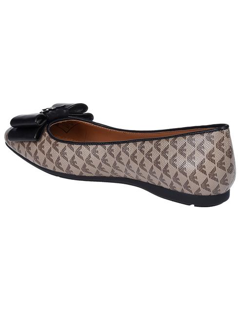 коричневые женские Балетки Emporio Armani X3D236XM069-R552 3930 грн