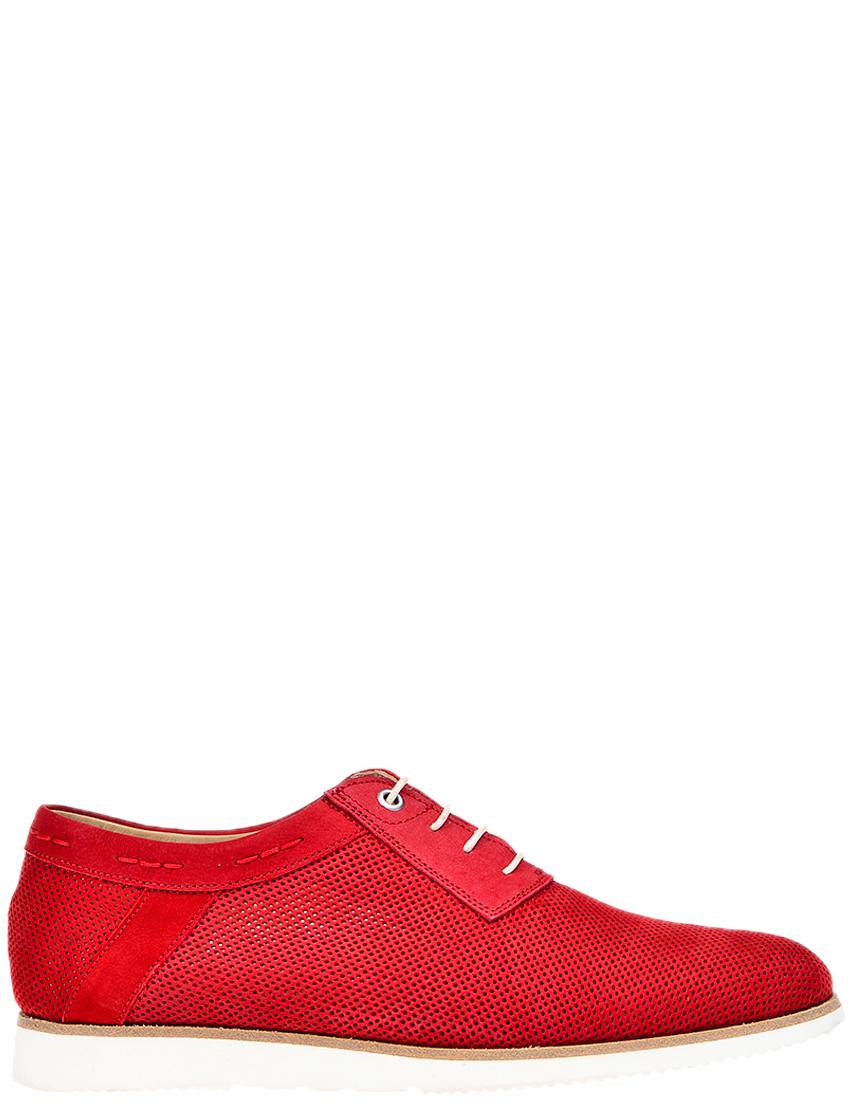 Купить Туфли, REDWOOD, Красный, Весна-Лето