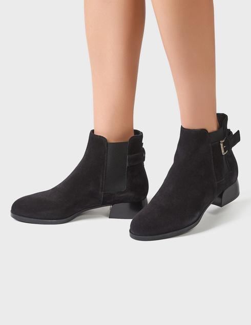 черные Ботинки Loriblu 1ICT3169CC