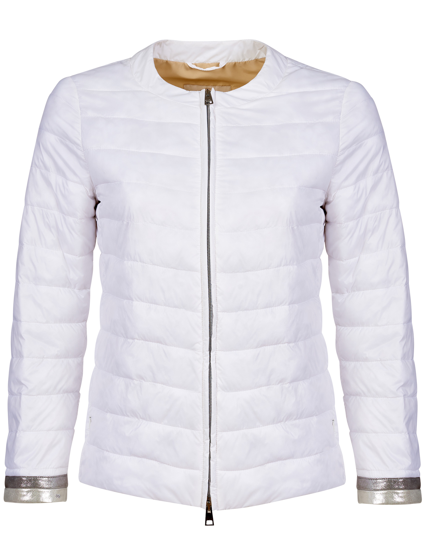 Купить Куртки, Куртка, GALLOTTI, Белый, 100%Полиэстер;80%Полиэстер 20%Шелк, Осень-Зима