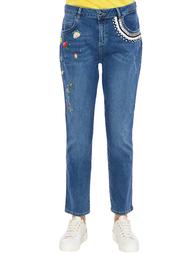 Женские джинсы TWIN-SET JS72TD-00100