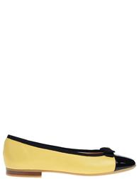 Женские балетки BALLIN 5149_yellow