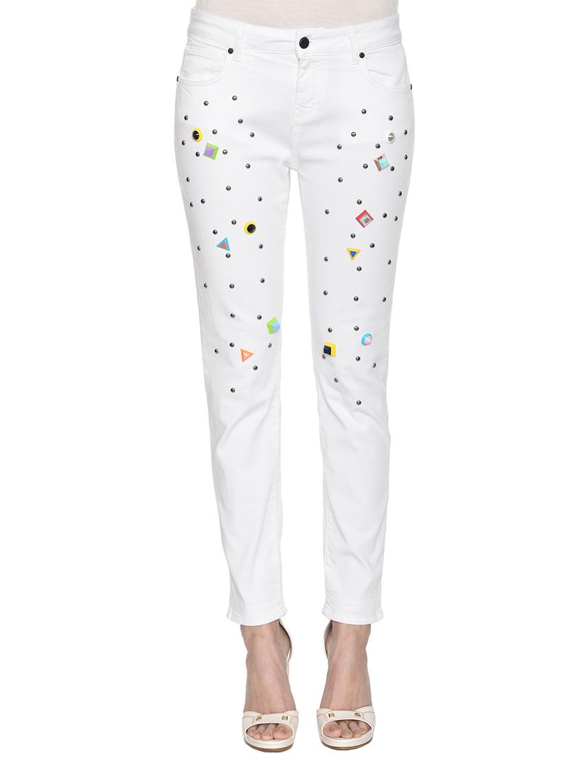 Женские джинсы UP JEANS 0090-Т15-CC2-bianco_white