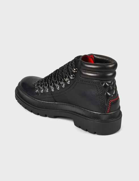мужские черные Ботинки Fabi FU0346D-404 - фото-2