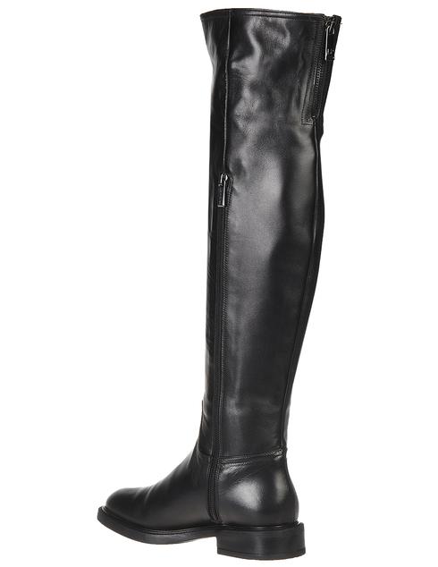 женские черные Ботфорты Loretta Pettinari 14553_black - фото-2