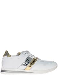 Женские кроссовки Iceberg 49424-gold-silver_white