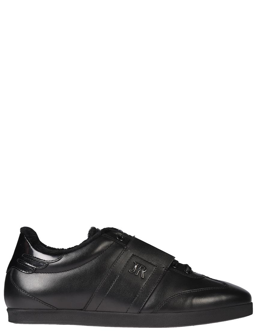 Мужские кроссовки John Richmond 5853_black