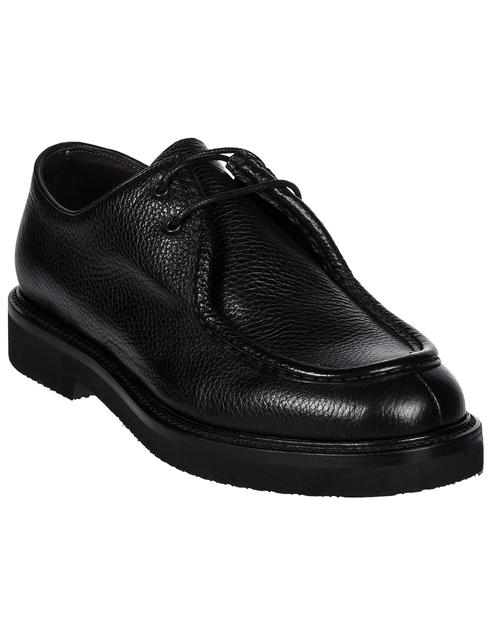 черные Туфли Brecos 9141-NERO