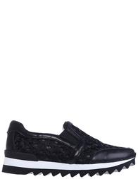 Женские кроссовки Logan 1171_black