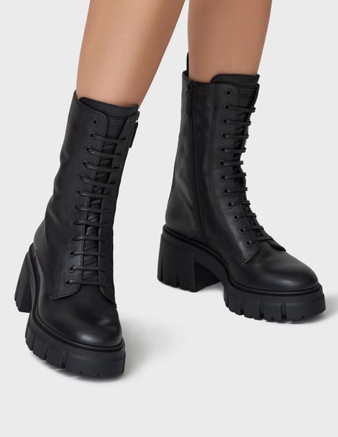 черные Ботинки Loriblu 2I6TM11300