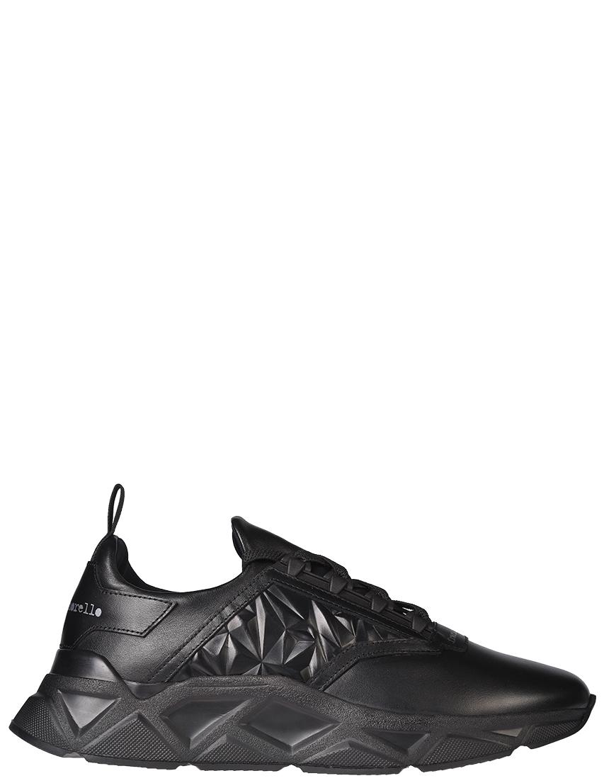 Мужские кроссовки Frankie Morello 6236_black