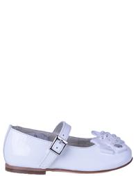 Детские туфли для девочек ARMANI JUNIOR AE502_white