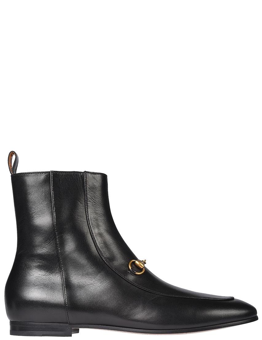 Женские ботинки Gucci 496619C9D001000-1819_black