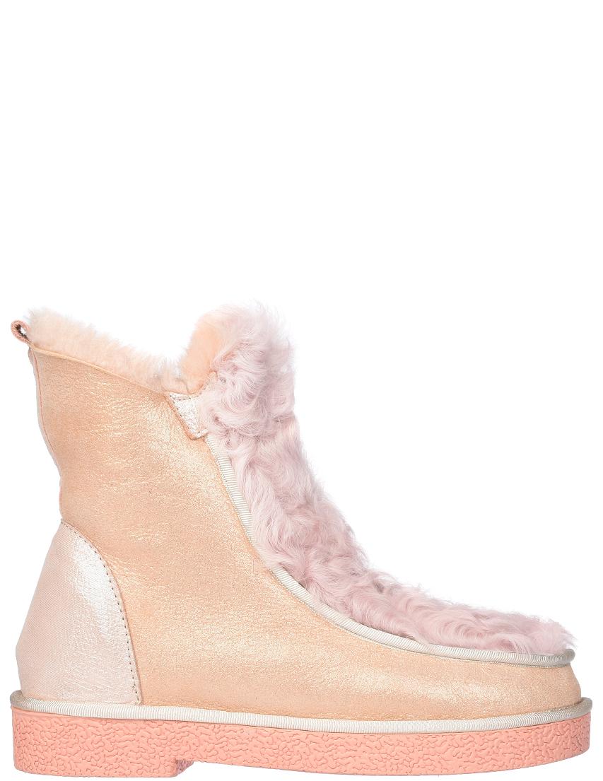 Женские ботинки Roberto Serpentini RS01018ROS_pink