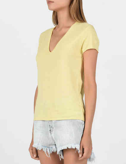 Zadig & Voltaire 1806-MAIS_yellow фото-2