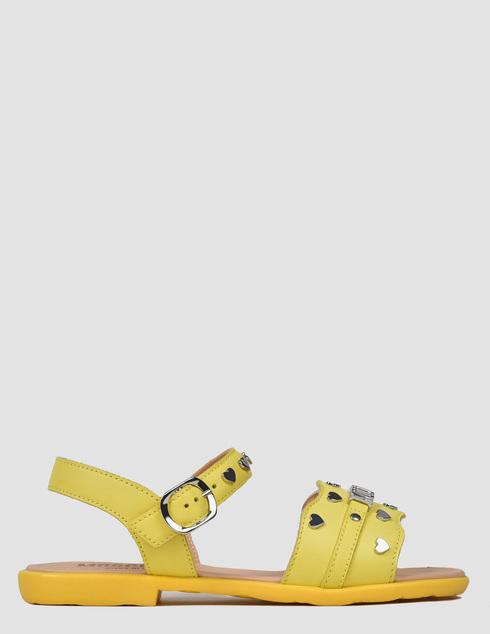 Moschino 26176-giallo-yellow фото-6