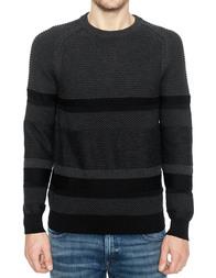 Мужской свитер ANTONY MORATO SW00748YA100029-9004_gray