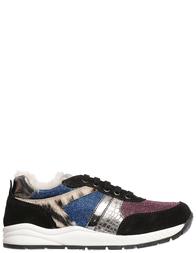 Детские кроссовки для девочек Naturino 4260-nero_multi